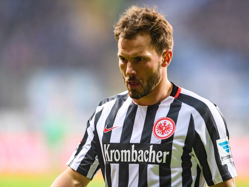 Bundesliga fans will remember Szabolcs Huszti for the time he spent at Frankfurt and Hannover (Photo by Alexander Scheuber/Bongarts/Getty Images)