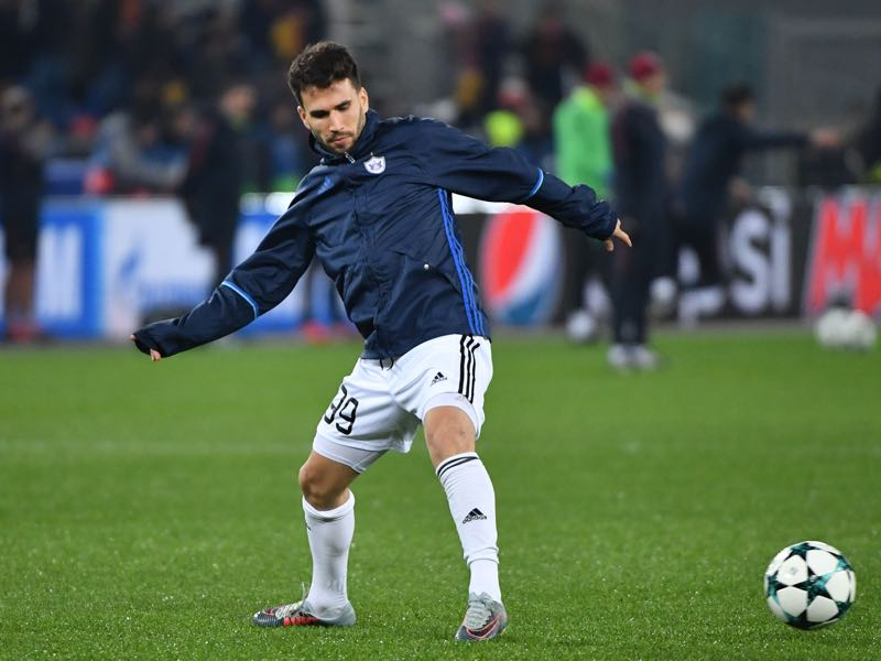 Dani Quintana will be Qarabag's key player against BATE (ALBERTO PIZZOLI/AFP/Getty Images)