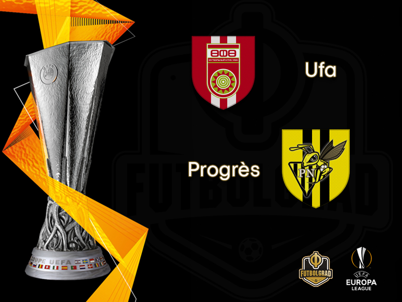 Ufa face giant killers Progrés Niederkorn in the Europa League