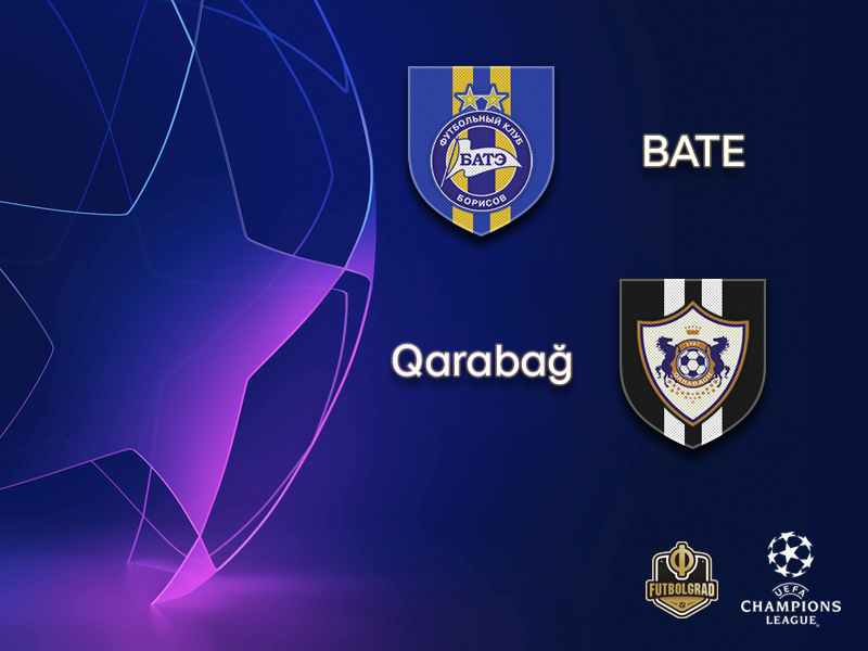 Qarabag look to come from behind away against BATE