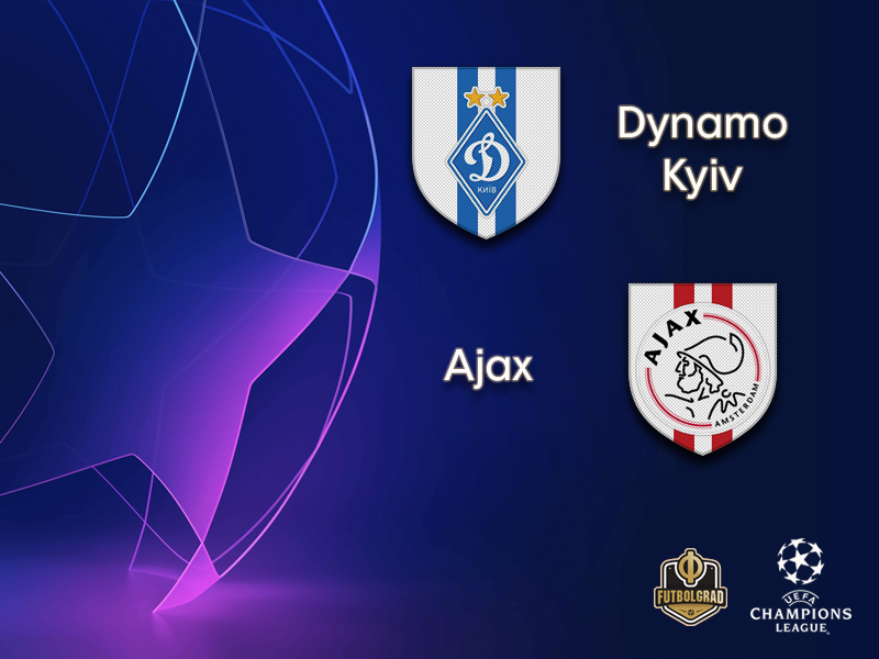 Dynamo Kyiv need to show character to overcome a 3-1 deficit against Ajax