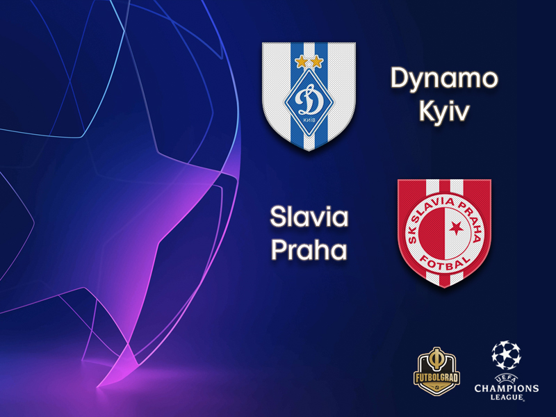 Still all to play for as Dynamo host Slavia Praha at the Olimpiyskiy