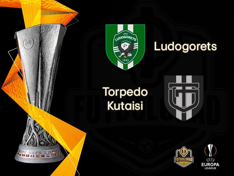 Europa League qualification – Ludogorets look to make the final step against Torpedo Kutaisi