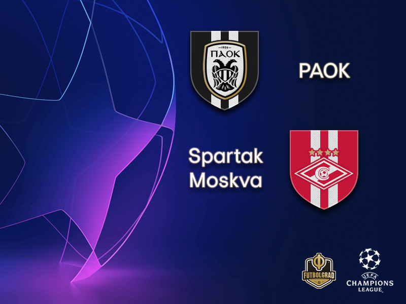 High noon in Thessaloniki as PAOK face Spartak Moscow