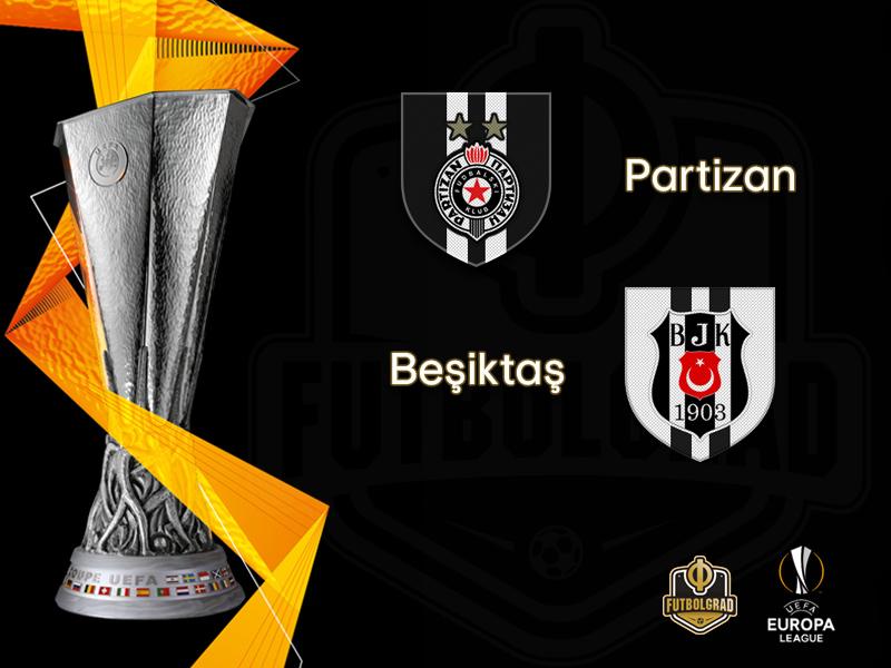 Partizan and Beşiktaş brace for an emotional Europa League battle