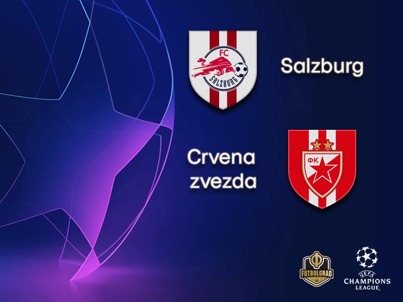 Salzburg and Crvena Zvezda want to finally break their Champions League duck