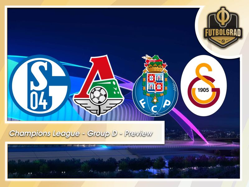 Champions League – Lokomotiv Moscow's Group D Previewed