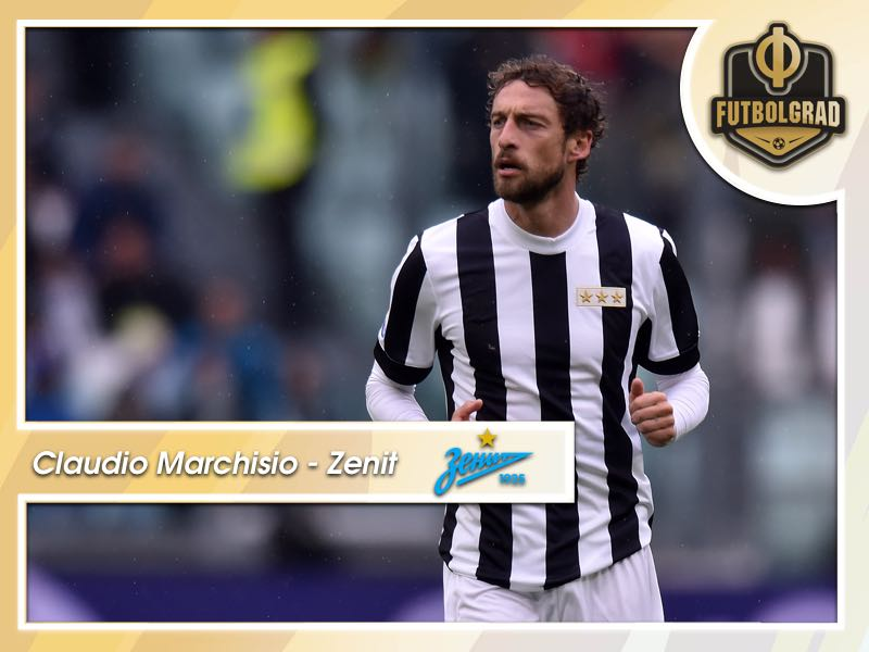 Claudio Marchisio – What can he add to Zenit?
