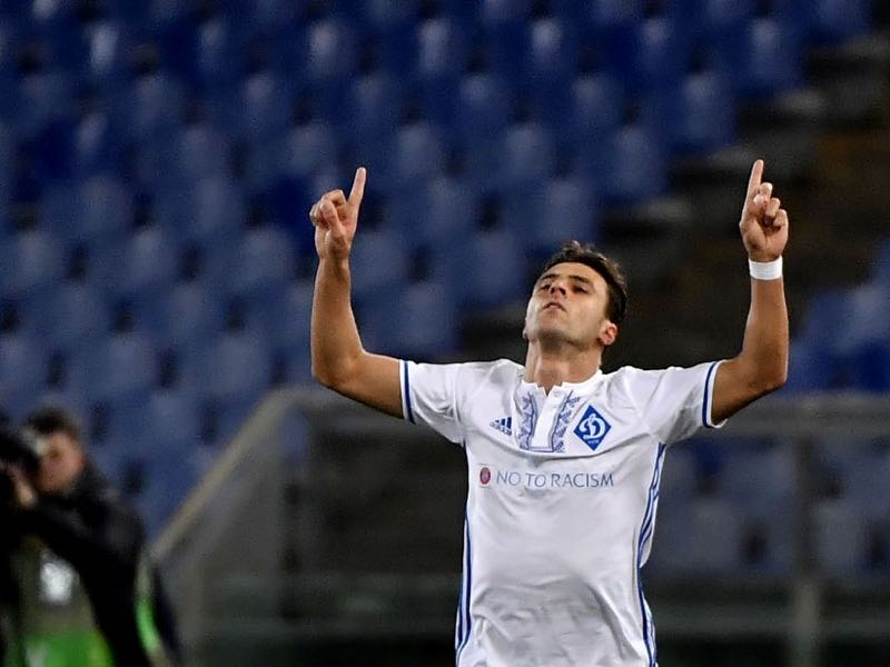 Junior Moraes made the controversial switch from Dynamo Kyiv to Shakhtar this summer. He will be a key player for the Miners in Group F (TIZIANA FABI/AFP/Getty Images)