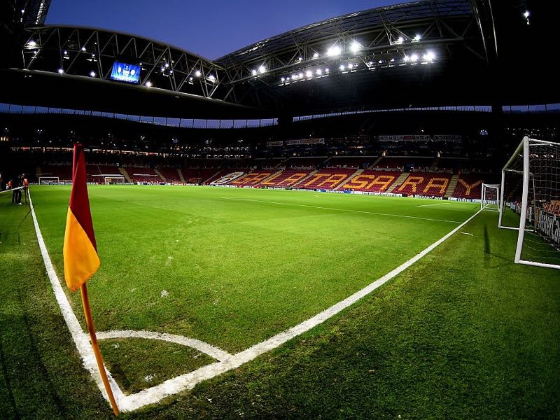 Galatasaray vs Lokomotiv Moscow will take place at the Ali Sami Yen Spor Kompleks in Istanbul (Photo by Lars Baron/Getty Images)