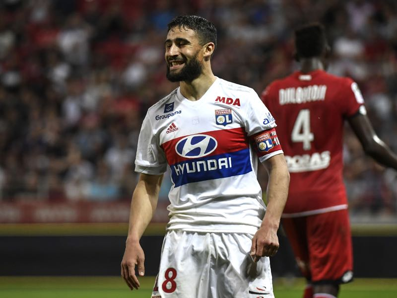 Nabil Fekir will be one of the biggest stars in Group F (PHILIPPE DESMAZES/AFP/Getty Images)