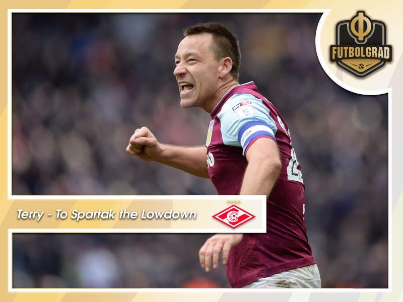 John Terry – The lowdown on his Spartak transfer