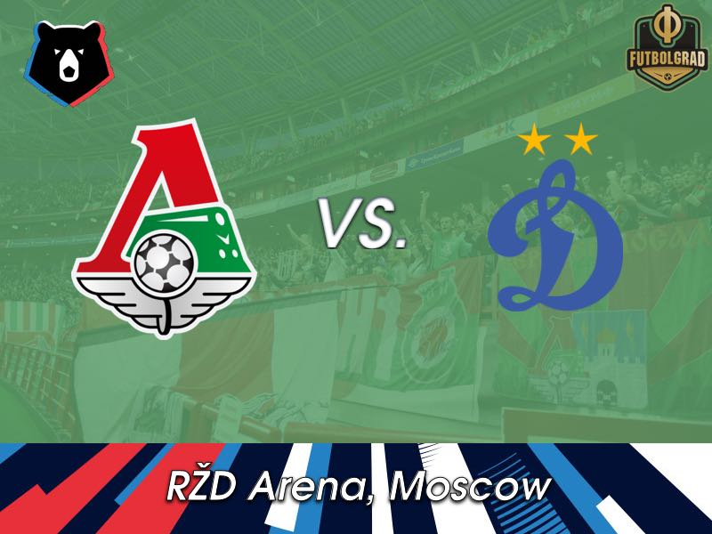 Lokomotiv host Dinamo in the small-Moscow Derby