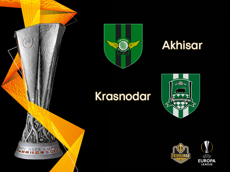 Newcomers Akhisar host Europa League returnee Krasnodar