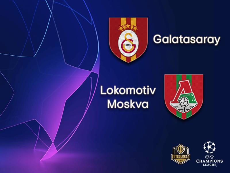 Lokomotiv Moscow make Champions League return in Turkey against Galatasaray