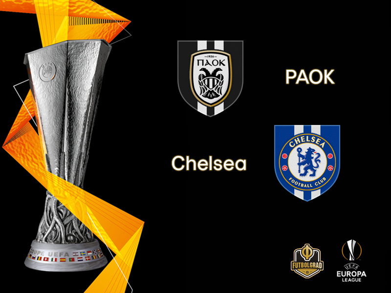 PAOK will attempt to upset the apple-cart against English giants Chelsea