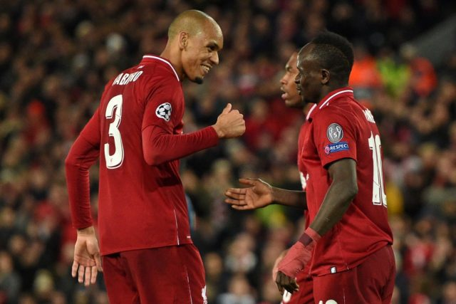 Fabinho Arrives - The Brazilian showed his quality during Liverpool vs Crvena Zvezda