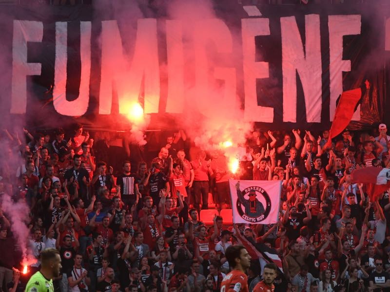 Rennes vs Dynamo Kyiv will take place at the Roazhon Park in Rennes (JEAN-FRANCOIS MONIER/AFP/Getty Images)