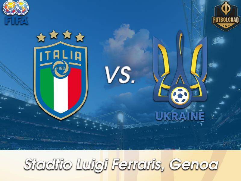 International Friendly – Ukraine travel to Genoa to test against Italy