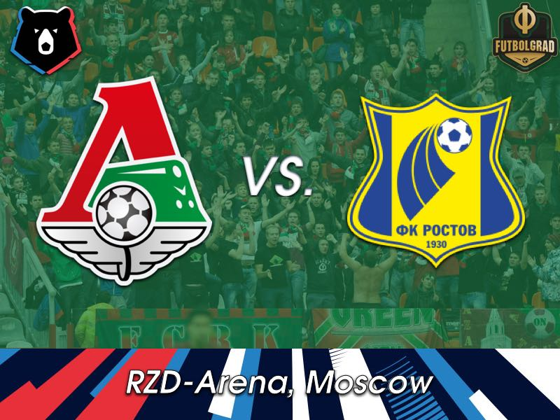 ee354b0c1 Lokomotiv look to close the gap to the top when they host surprise team  Rostov on