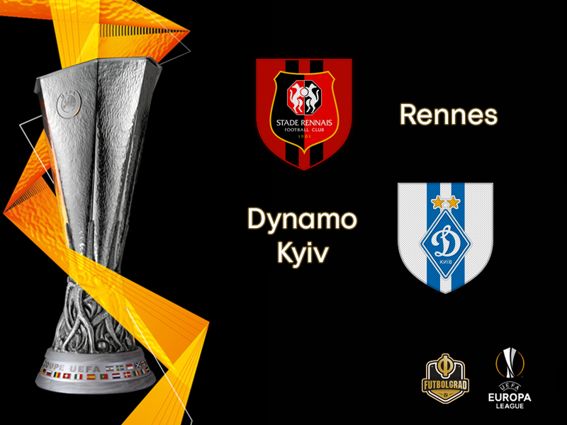 Europa League – Dynamo Kyiv want to keep the focus when they face Stade Rennais in France
