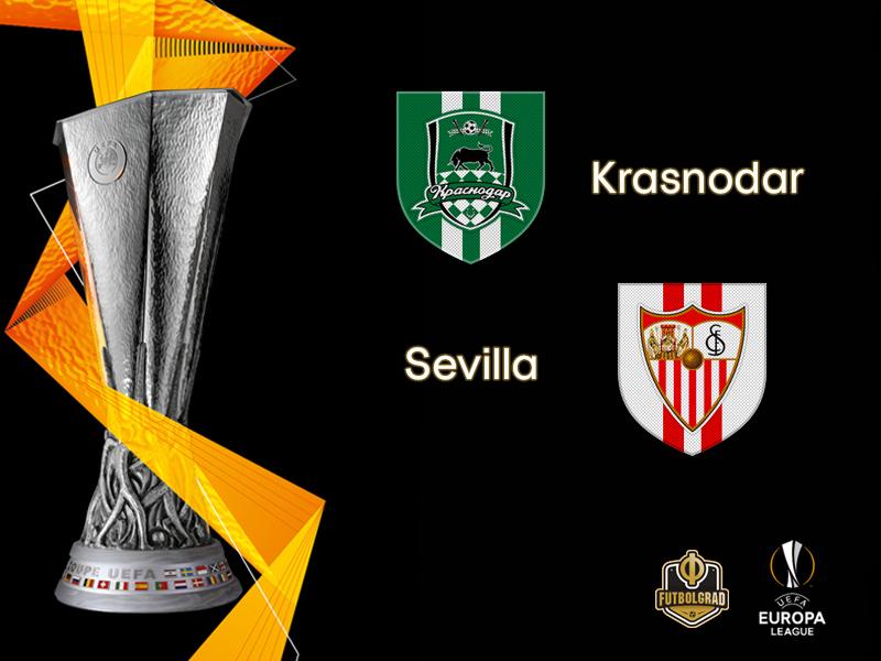 Krasnodar play host to Europa League serial champions Sevilla
