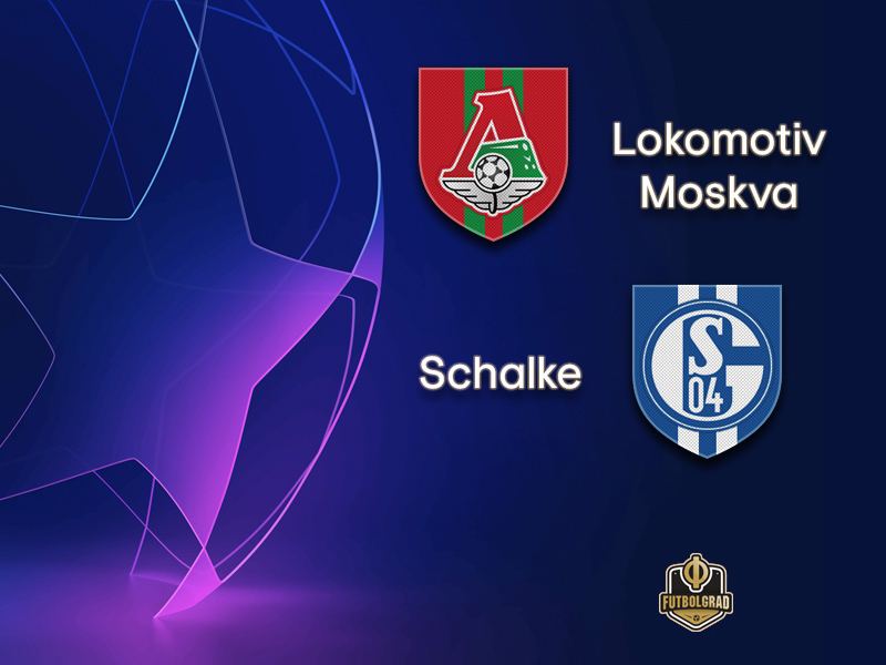 Lokomotiv play host to German side FC Schalke 04