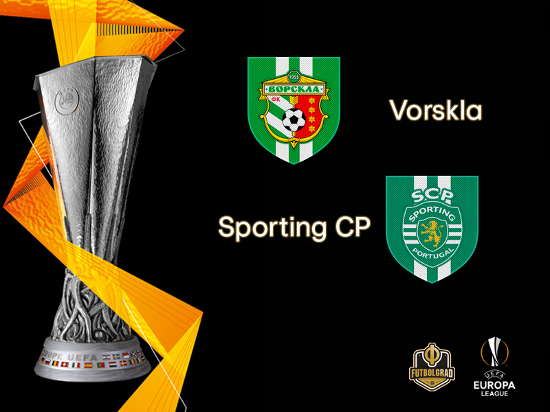Vorskla look to bounce back in Group E as they host Sporting on Thursday
