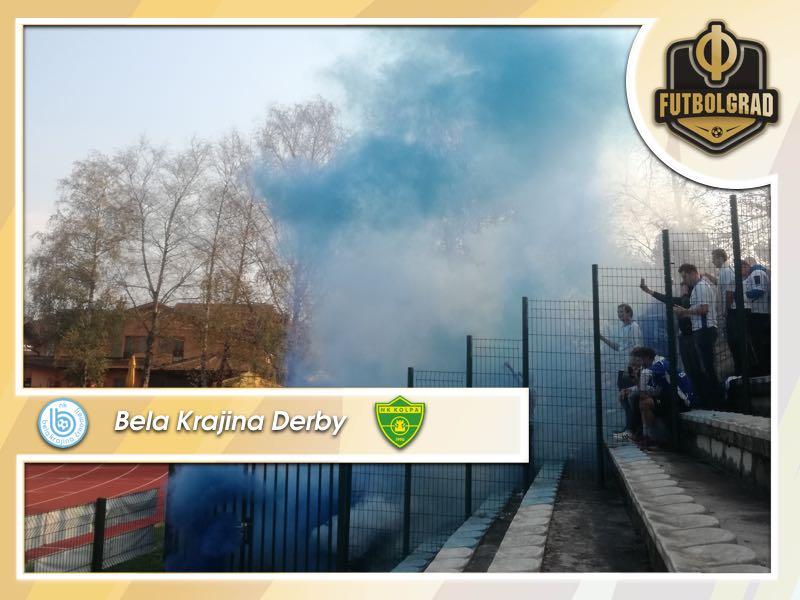 Bela Krajina Derby – Travels in lower league Balkan football