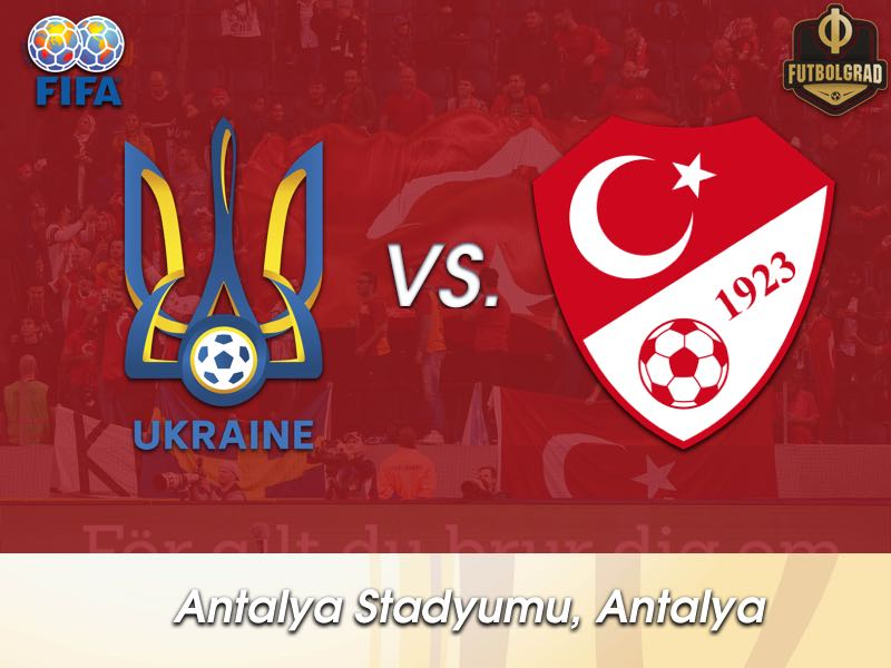 Ukraine travel to Turkey for their final international match in 2018