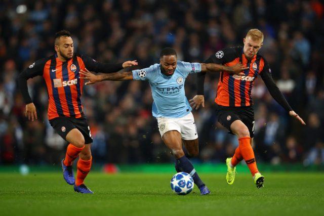 Manchester City v Shakhtar Donetsk - Chasing shadows
