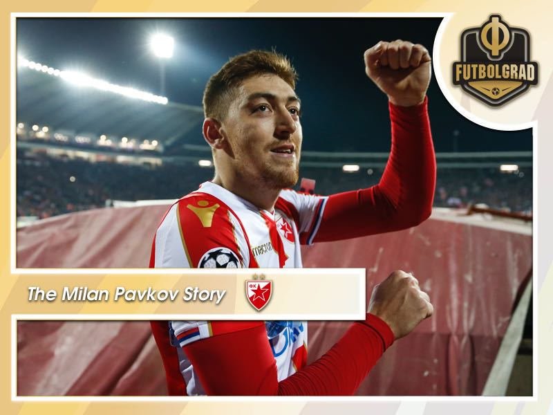 Milan Pavkov – Introducing Crvena Zvezda's unlikely hero