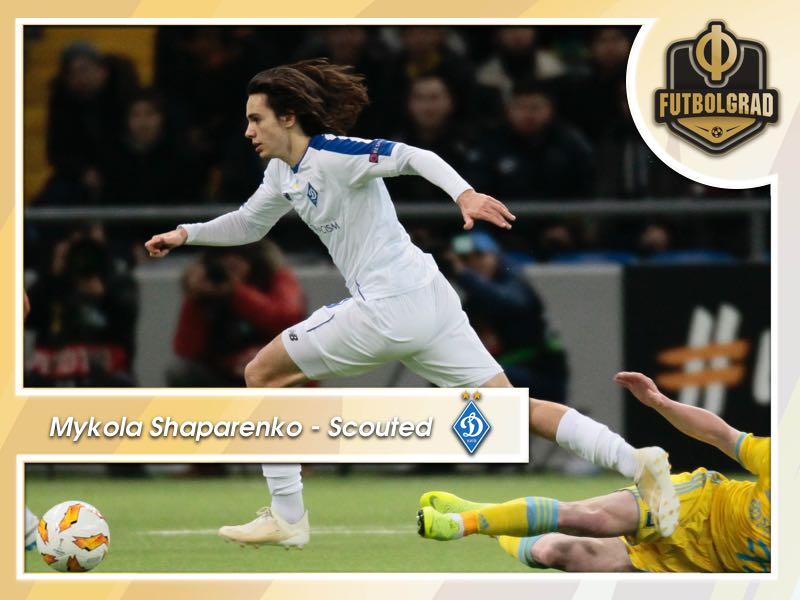 Mykola Shaparenko – The Diamond of Dynamo