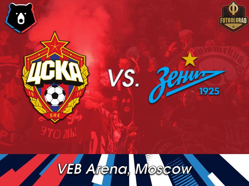 CSKA and Zenit rekindle rivalry in the derby of the capitals