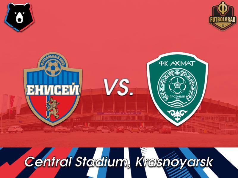 2d2f94fce Yenisey vs Akhmat Grozny - Russian Premier Liga - Preview - Futbolgrad