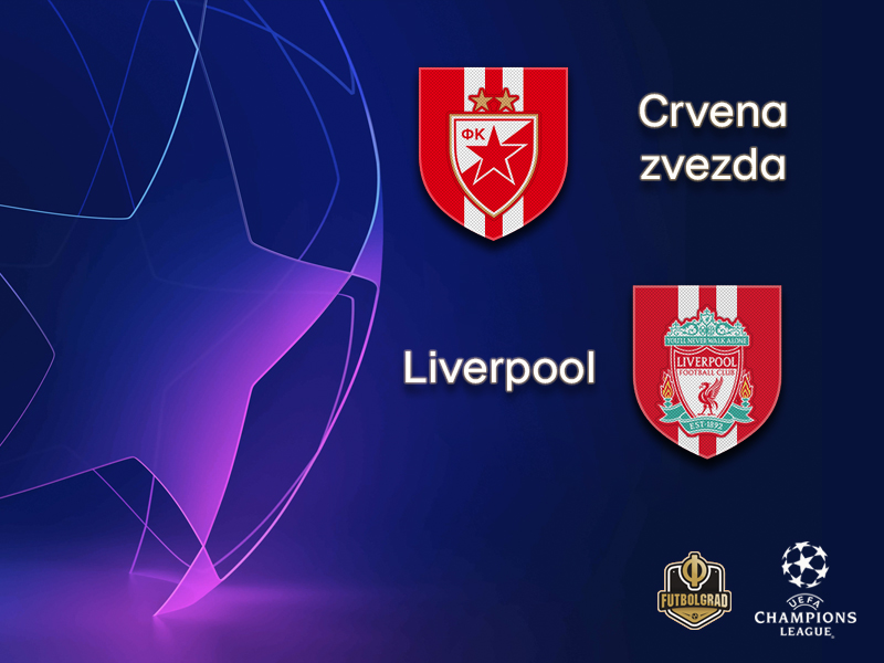 Champions League – Shaqiri out, but Liverpool remain a danger to Crvena Zvezda