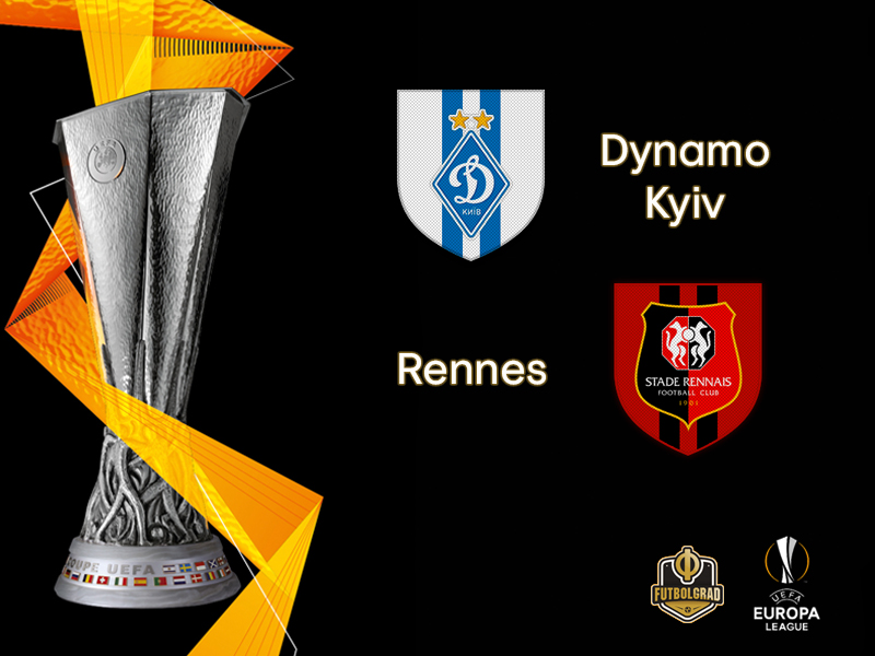 Europa League – Dynamo Kyiv aim to dump Stade Rennes out of the competition