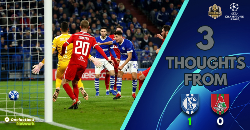 Need faces misery, Smolov and Höwedes – Thoughts on Schalke v Lokomotiv