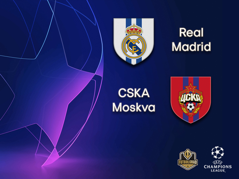 CSKA on the brink of European elimination as they face Real Madrid in Spain