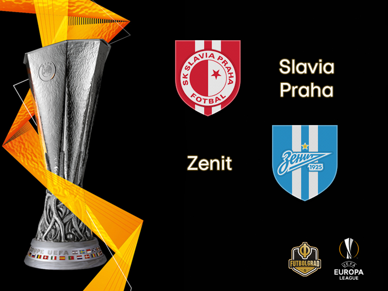 Slavia Praha are looking to advance when they host Zenit on Thursday
