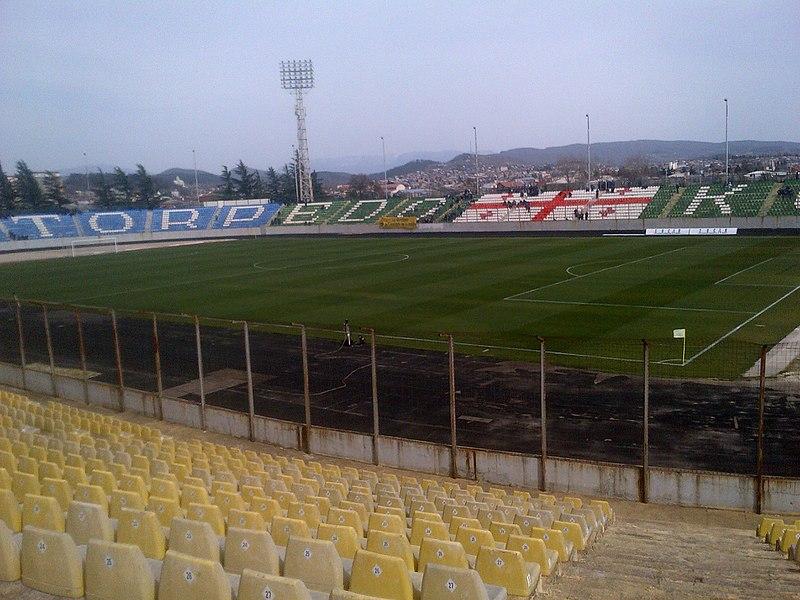 Ramaz Shengelia Stadium in 2014 (Kaiser matias CC-BY-SA-4.0)