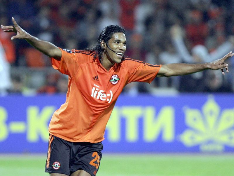 Channel One Cup - Shakhtar's Brandão was a big star of the first ever Channel One Cup (SERGEI SUPINSKY/AFP/Getty Images)