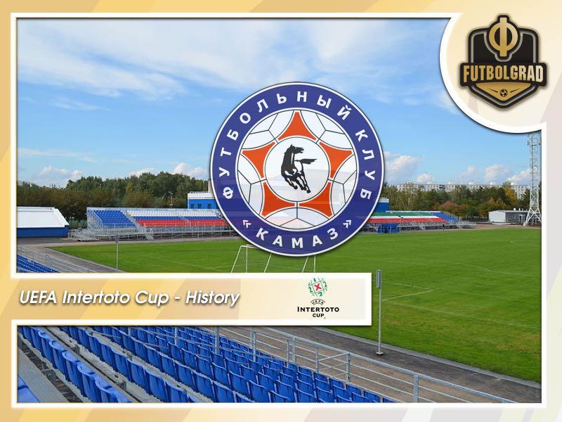 KAMAZ Naberezhnye Chelny and the 1996 UI-Cup