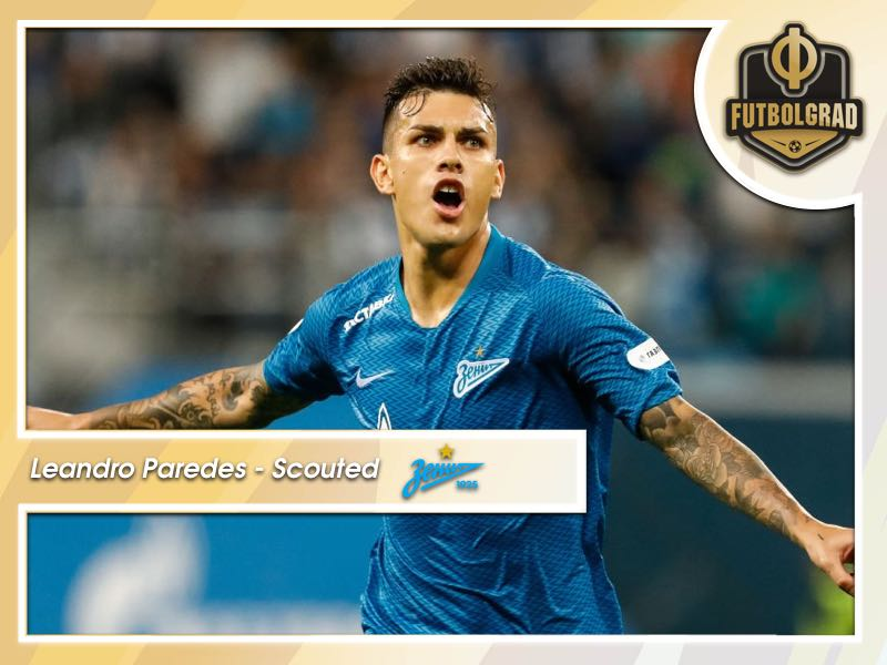 Leandro Paredes – Between Zenit and Chelsea