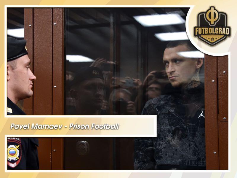 Pavel Mamaev: Russian Prison Football