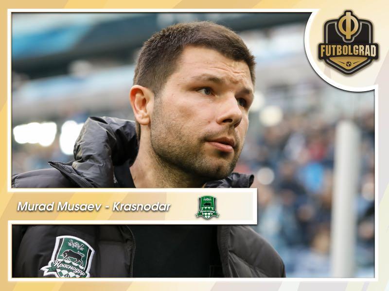 Murad Musaev – Leading Krasnodar to the next level