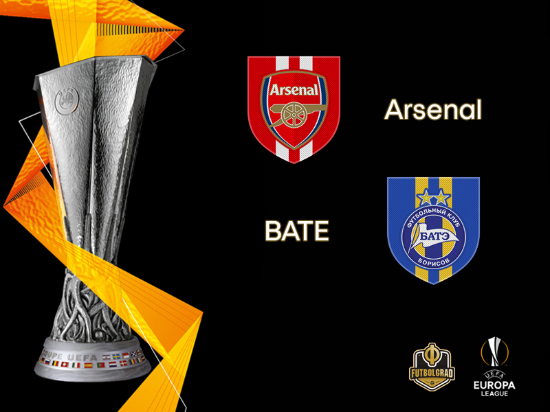 Arsenal want to see off BATE Borisov challenge