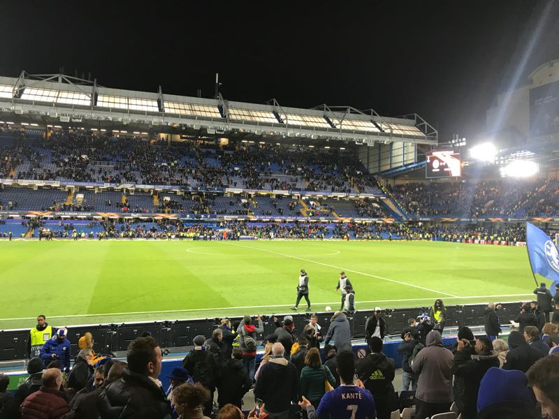 Chelsea 3-0 Dynamo Kyiv – Fulltime