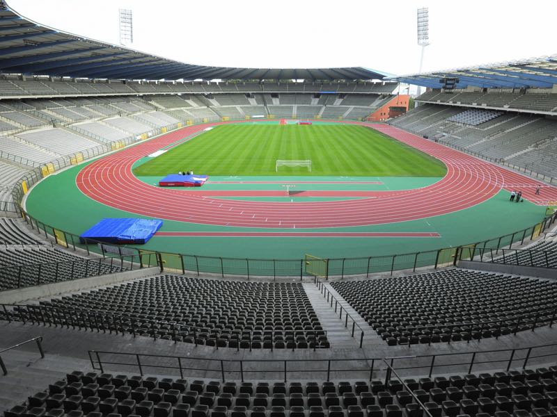 Belgium vs Russia will take place at the Stade Roi Baudouin (ERIC LALMAND/AFP/Getty Images)