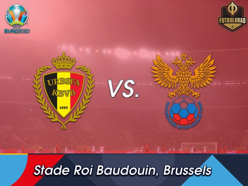 Belgium welcome Russia to open Euro 2020 campaign